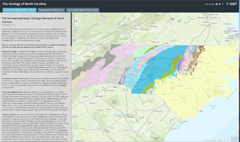 Interactive Geologic Maps