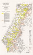 Geologic Map of Sedimentary Deposits along the Fall Zone of Northhampton, Halifax, Nash, and Wilson Counties, North Carolina,by Gallagher P.E., and Hoffman, C.W., 1990. Scale = 1:125,000.