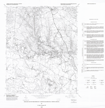 Bedrock Geology and Mineral Resources of the Powhatan 7.5-minute Quadrangle, Johnston County, North Carolina,by Carpenter, P.A., III, 1990.