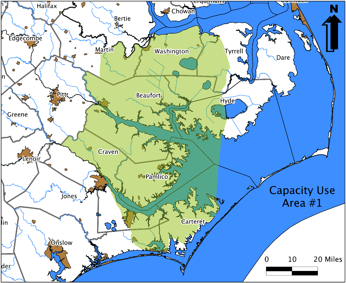 Nc Deq Capacity Use Area 1
