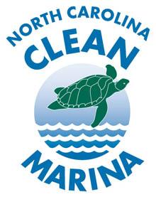 NC Clean Marina logo