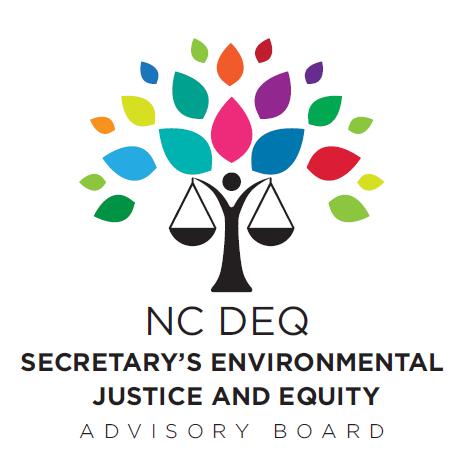 NC DEQ Secretary's Environmental Justice and Equity Advisory Board logo