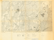 Geologic Map of the Northern One-half of the Chapel Hill, North Carolina, Quadrangle, by Kirstein, D.S., 1954.