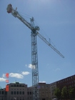 Completed Tower Crane.