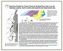 Shale Gas Potential in Triassic Strata of the Deep River Basin, Lee and Chatham Counties, North Carolina with pipeline and infrastructure data