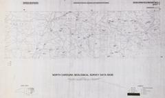 North Carolina Geological Survey Database Maps- Sheet 3: Norfolk 1° x 2° Quadrangle by Nickerson, J.G., and Hoffman, C.W., 1988.