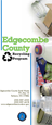 Edgecombe County Recycling Program Brochure