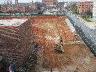 Excavation of NRC site 12/15/08