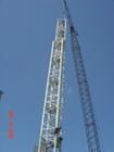 Tower Crane being assembled.