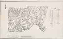 Geology & Land Use, CHATHAM Co, Including Geologic Map of Chatham County (incl text) 1:125,000, by Wilson, W.F., and Carpenter, P.A., III, 1981.