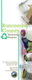 Buncombe County Recycling Program Brochure