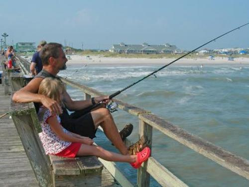Nc deq marine fisheries for North carolina saltwater fishing license
