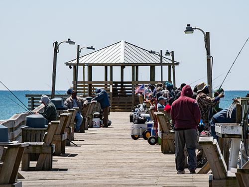 CRFL Program Pier Fishermen