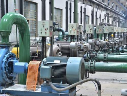 Water Pump Station