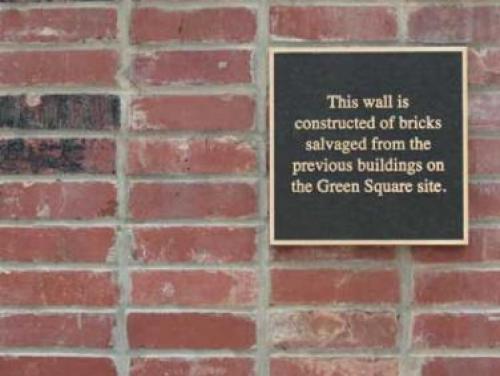 Salvaged Brick