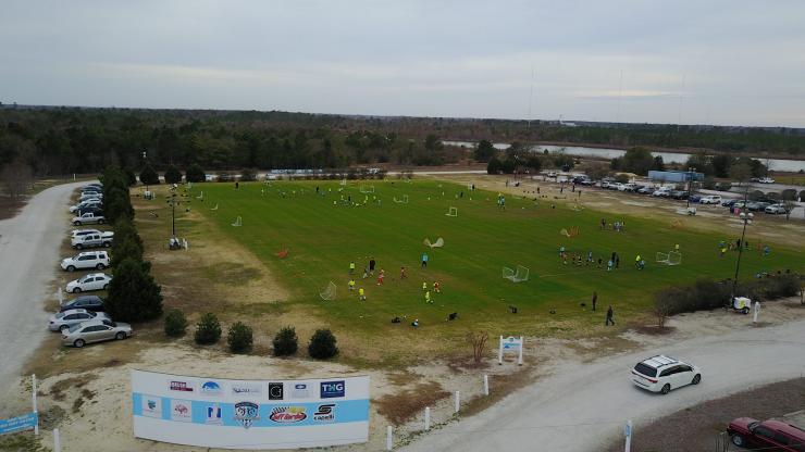 Cape Fear Regional Soccer Complex - former Flemington Landfill