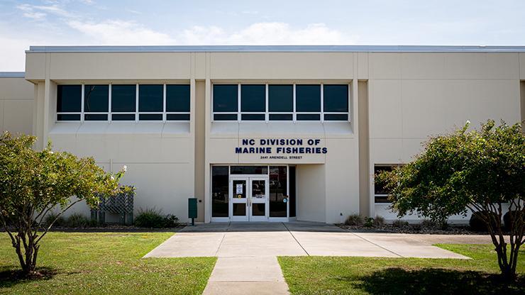 Division of Marine Fisheries Headquarters