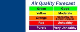 DEQ's Air Quality Forecast