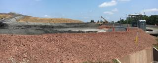 Dan River coal combustion residual landfill