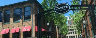 Camden Square in Charlotte