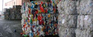 Compacted plastics