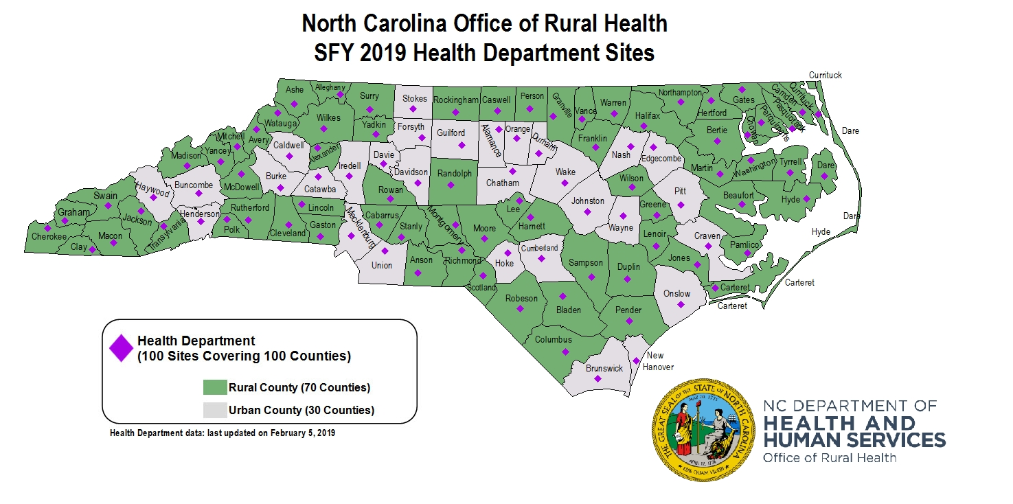 NCDHHS: Safety Net Resources