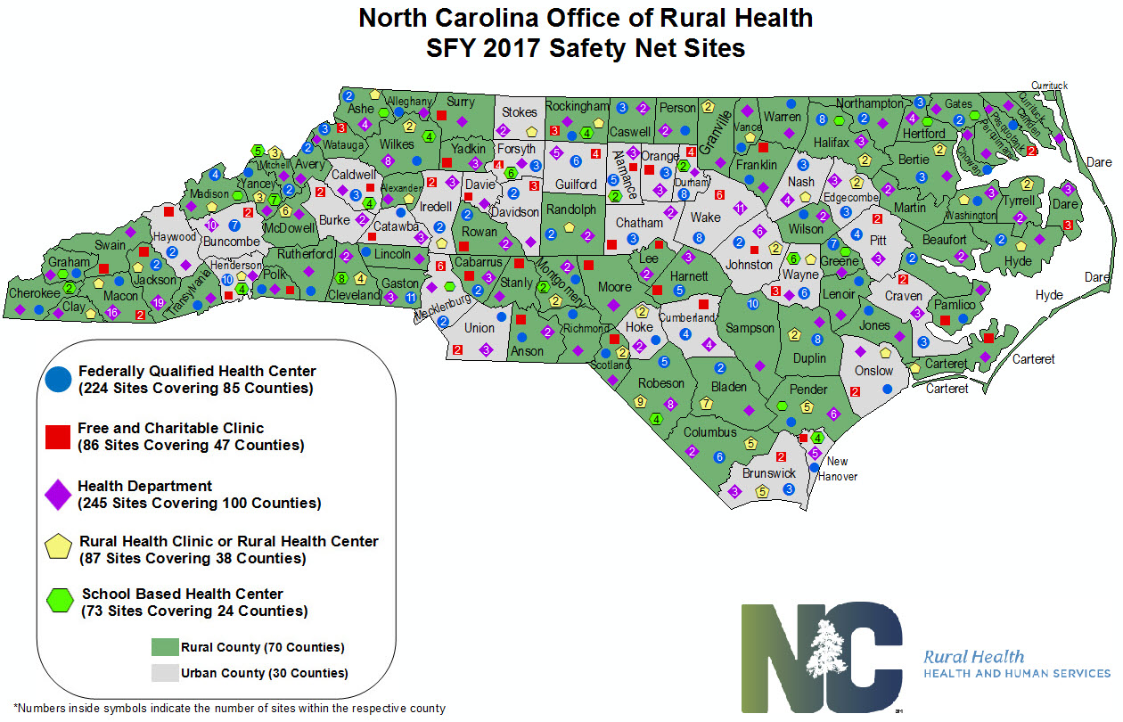 Ncdhhs Safety Net Resources