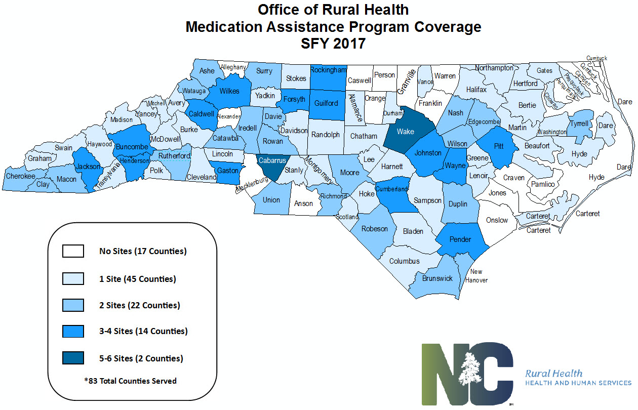 Medication Assistance Program | NC Department of Health and Human