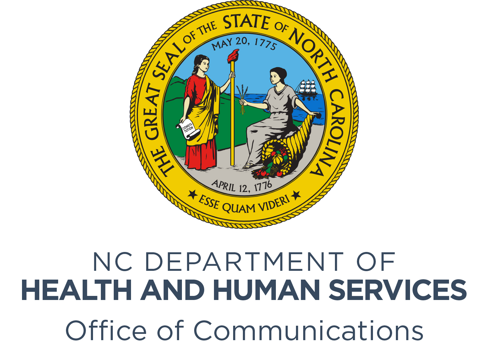 NCDHHS: New Logos, Brand Guidance Now Available for DHHS