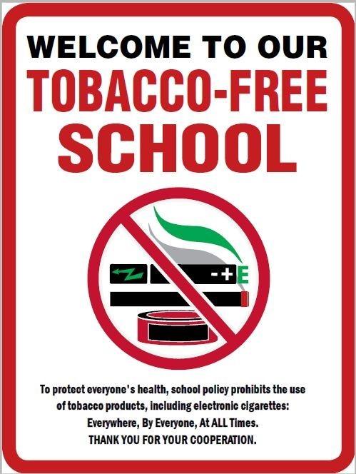 Signage in North Carolina public schools