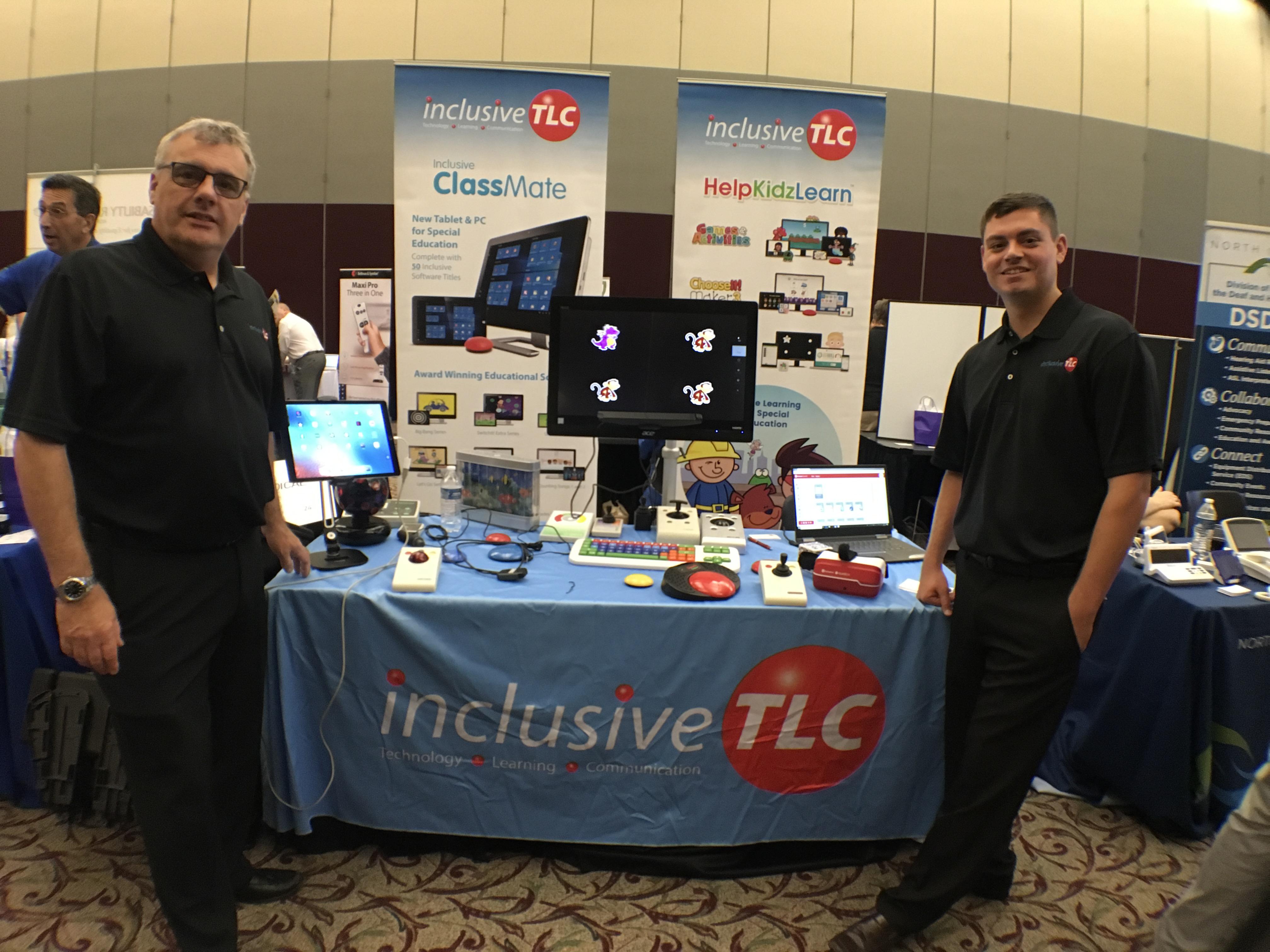 Inclusive-TLC Table