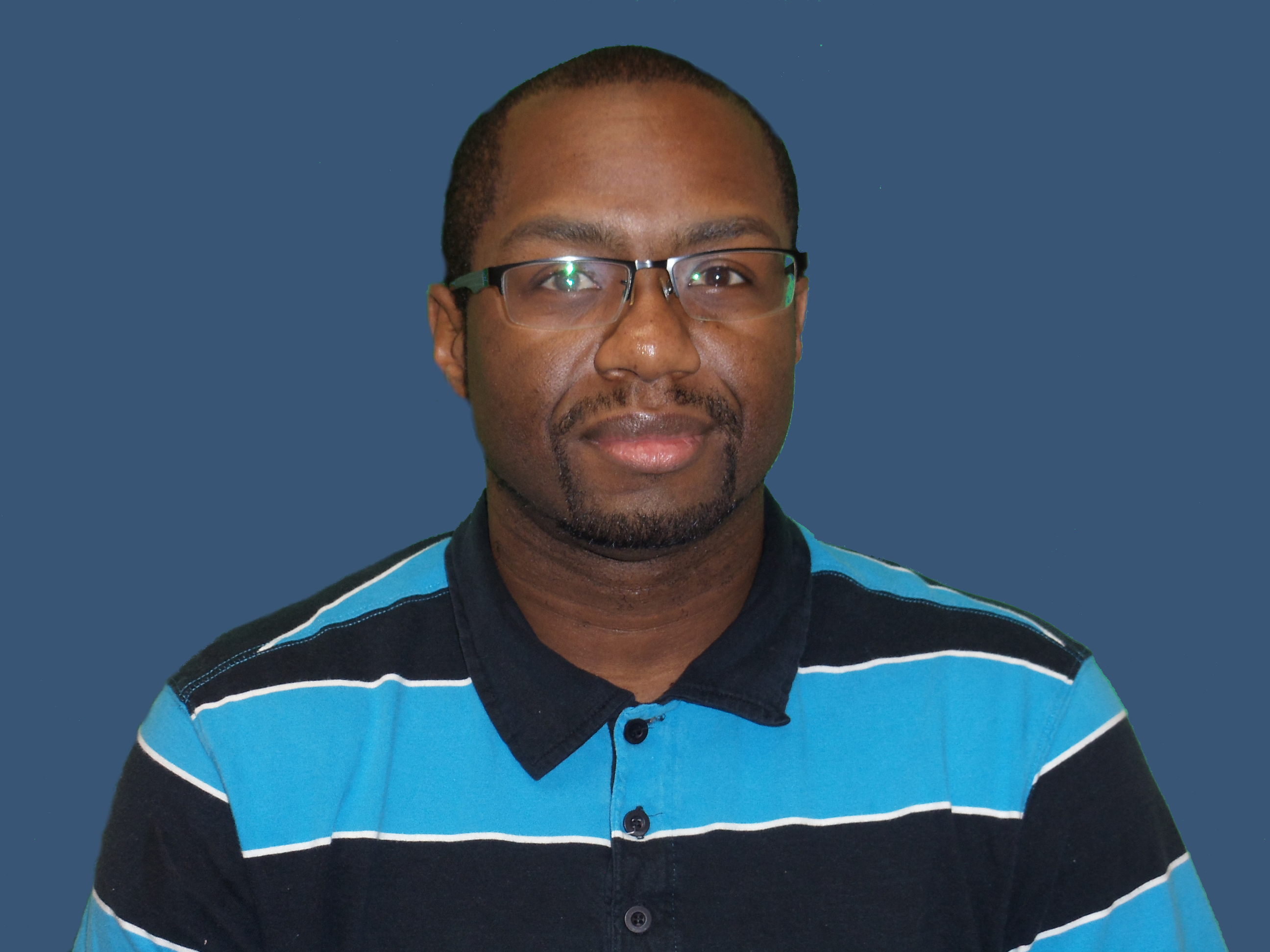 Tyrell Hobbs, Administrative Assistant