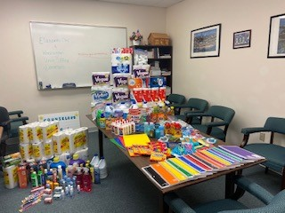 Donations for Bertie County Residents