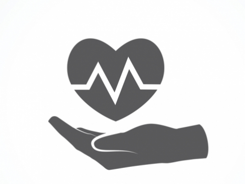 heart in hand logo