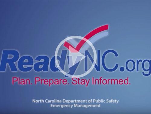 Logo for Ready NC