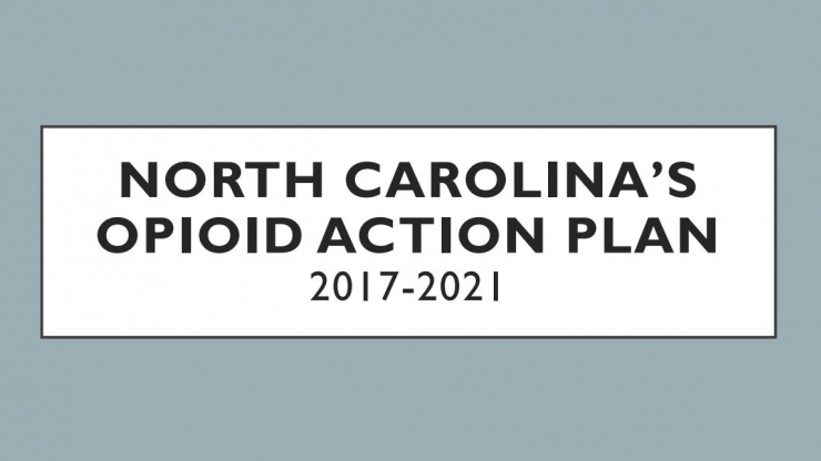 NCs opioid action plan