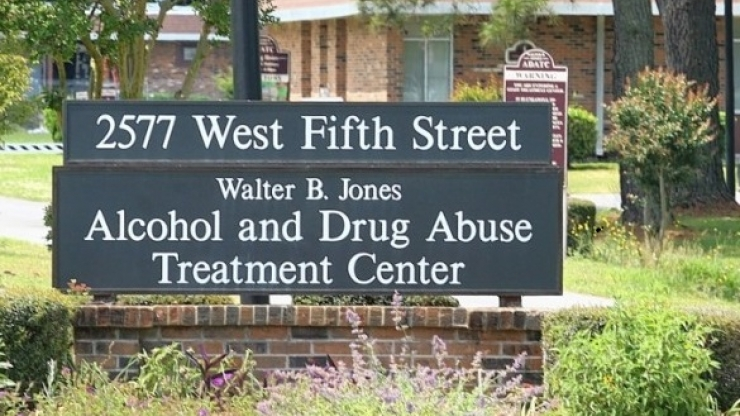 nc dhhs walter b jones alcohol and drug abuse treatment center