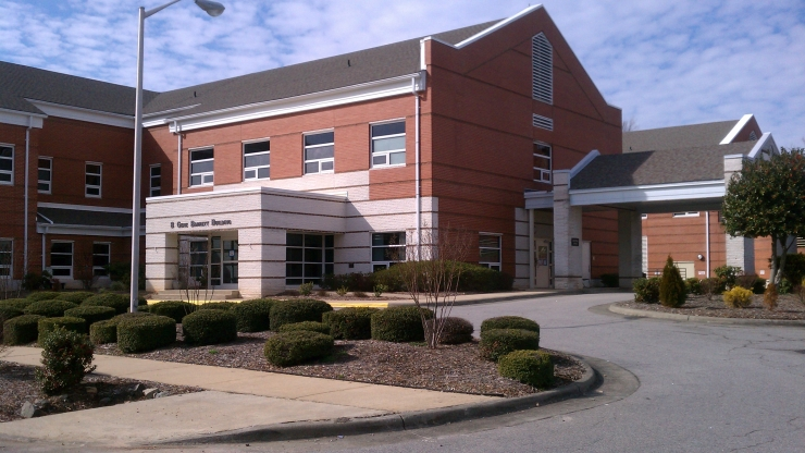 Nc Dhhs R J Blackley Alcohol And Drug Abuse Treatment Center
