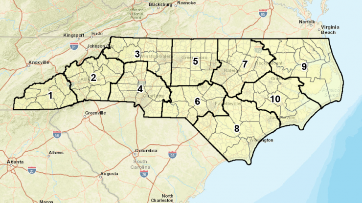 NCDHHS: DHHS Releases Interactive Map Showing Social Determinants of ...