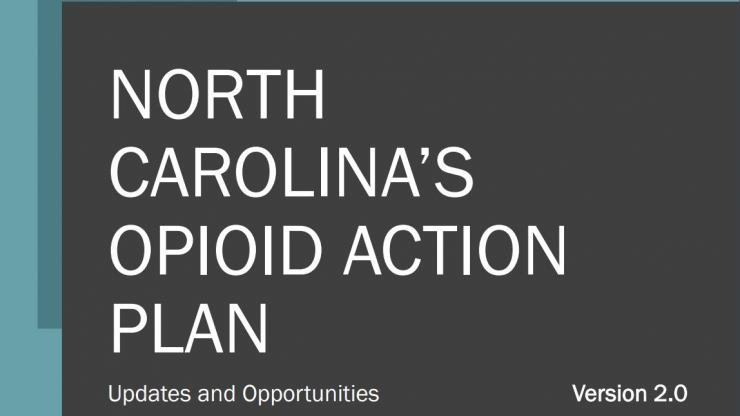 North Carolina's Opioid Action Plan 2.0