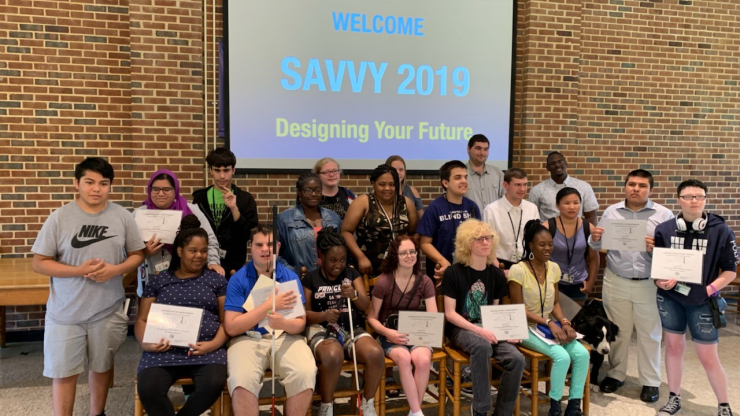 SAVVY Program graduates