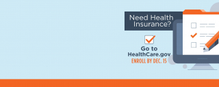 Last Week to Enroll for Coverage at HealthCare.gov
