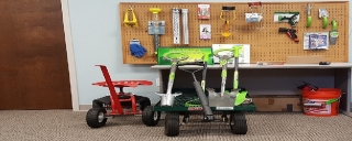 Adaptive Gardening Equipment