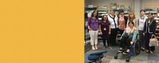 International Leadership Program Brings Visitors to NCATP
