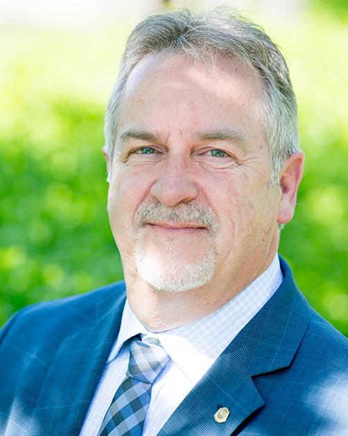 Frank Winn, Chief Information Officer