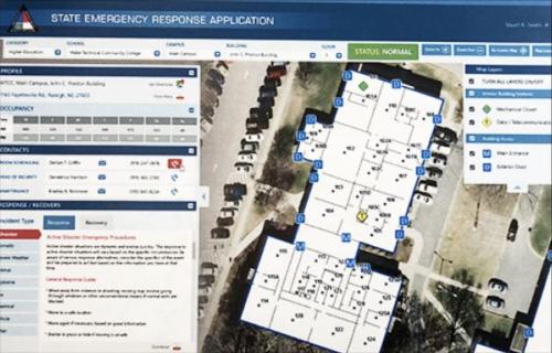 state emergency response app