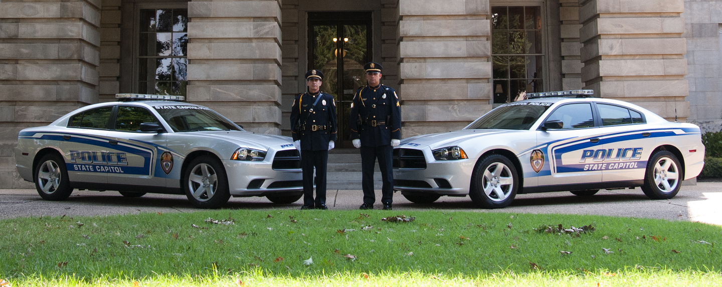 state capitol police officers