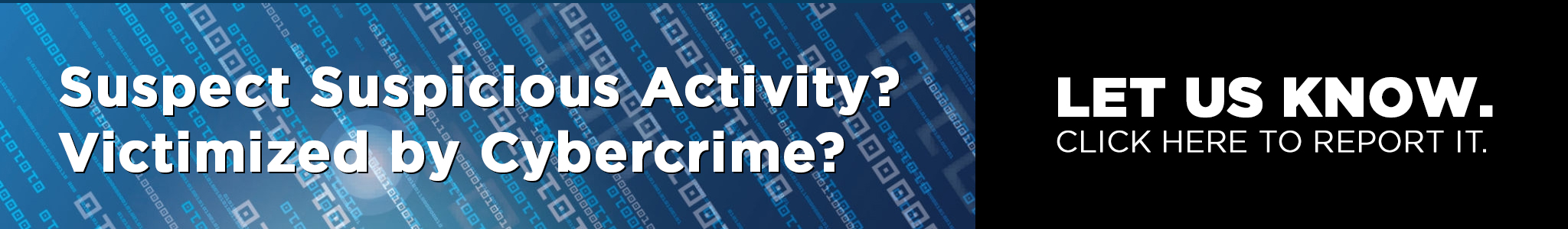 Report Cybercrime to N.C. Department of Information Technology