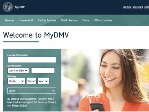 MyDMV