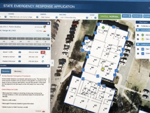 screenshot of SERA interface